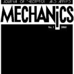 journal of theoretical and APPlied mechanics